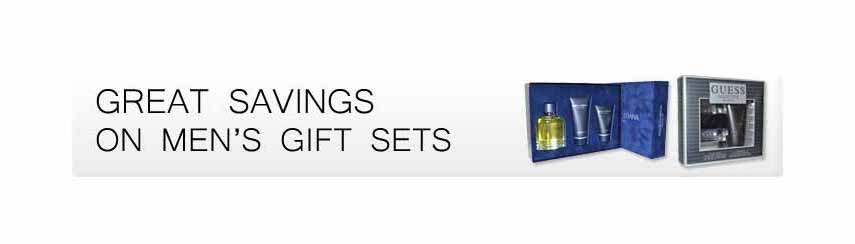 Save up to 63% OFF on selected Men's Gift Sets