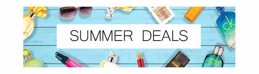 Summer Deals Beauty products