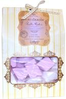 Beau jardin bath rocks 350g lavender jasmine for Beau jardin bath rocks