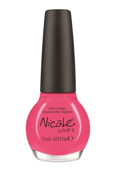 Nicole by OPI - Nail Lacquer 15ml City-Pretty Rose